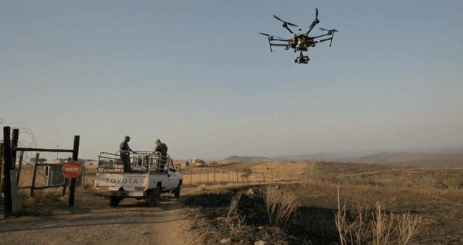 """AIRBORNE DRONES REPORTS ON: """"SOUTH AFRICAN UAV REGULATIONS APPROVED!"""""""