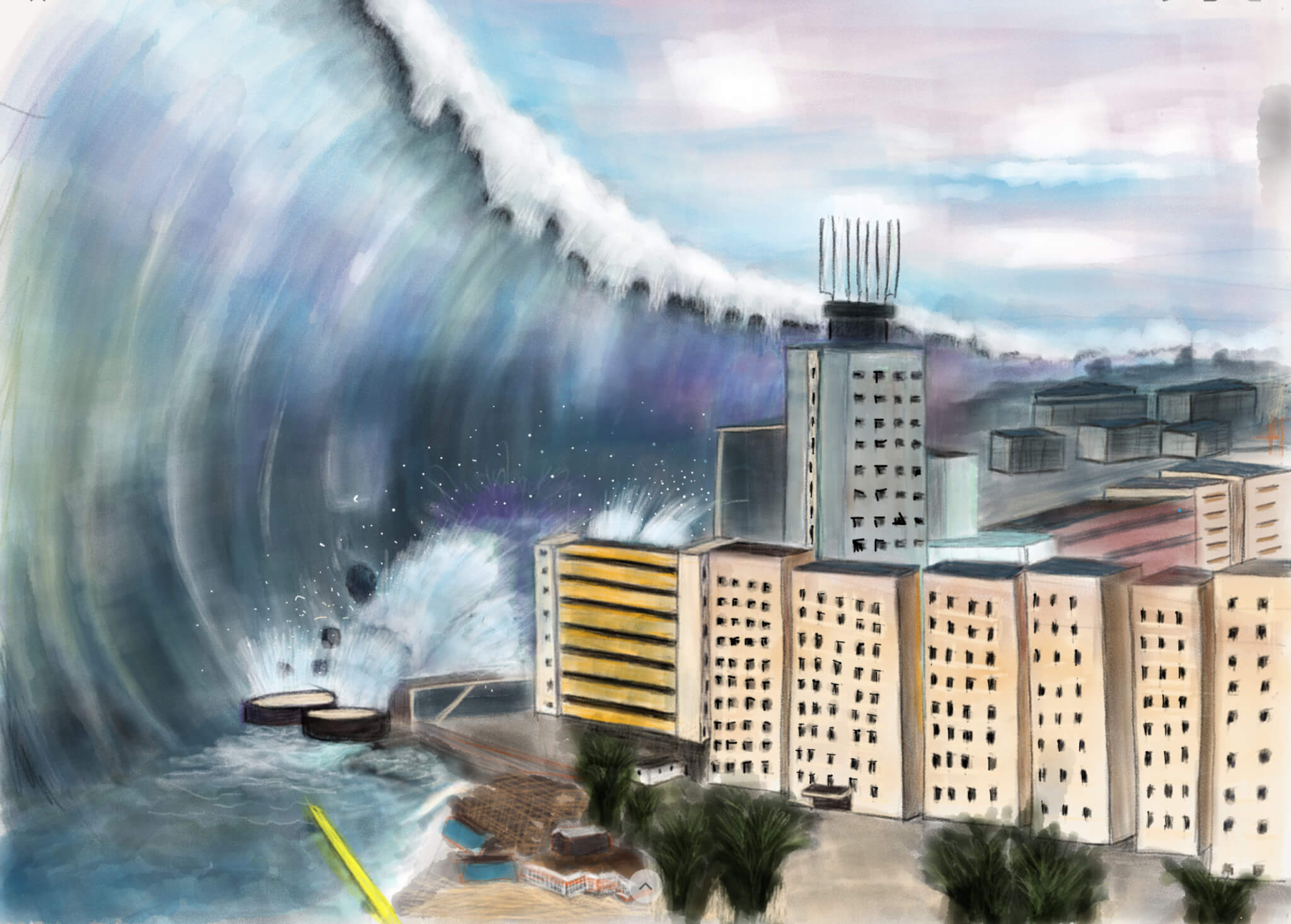 AIRBORNE DRONES REPORTS ON: IN-DEPTH STUDY REVEALS HOW DRONES CAN HELP IN ALL PHASES OF A DISASTER