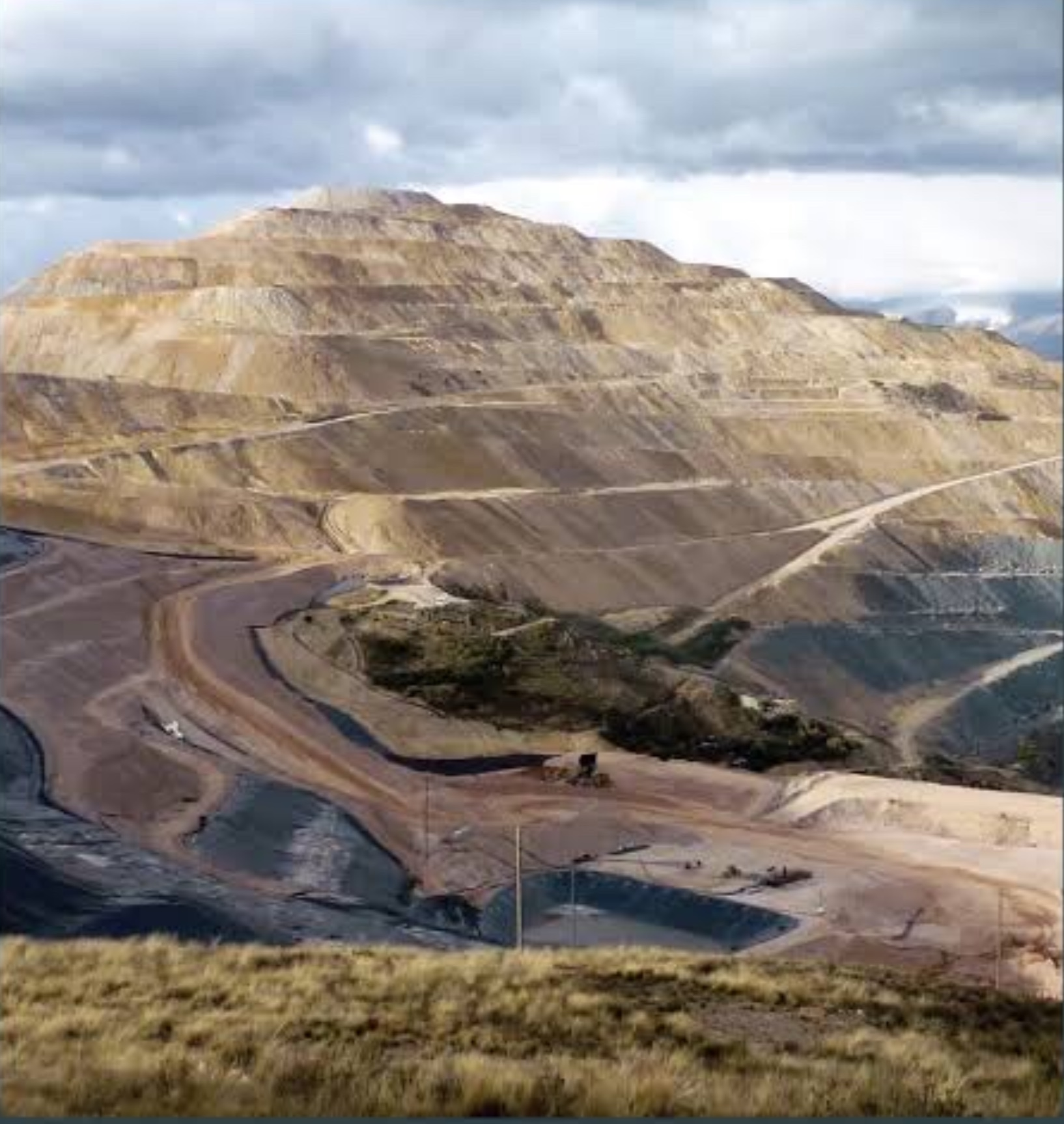 Drones in mining vs ground based surveying
