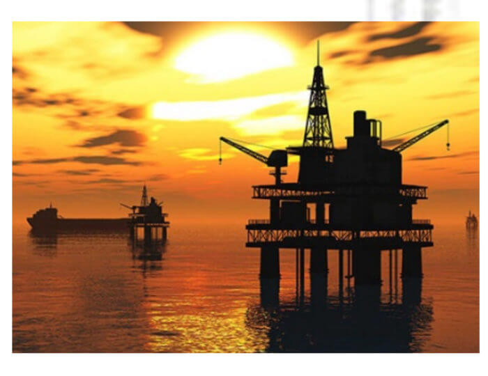 Offshore oil platforms