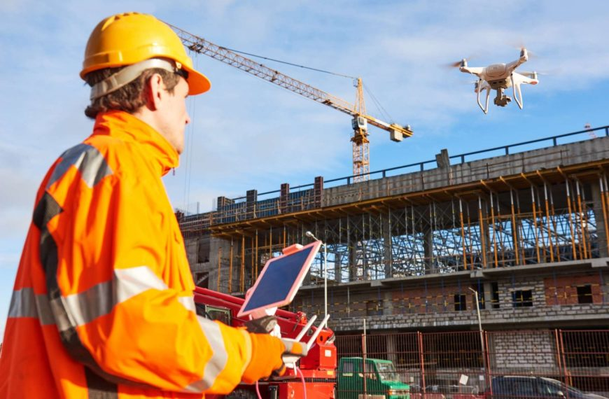AIRBORNE DRONES REPORTS ON: HOW DRONES CAN KEEP YOUR CONSTRUCTION PROJECT ON SCHEDULE