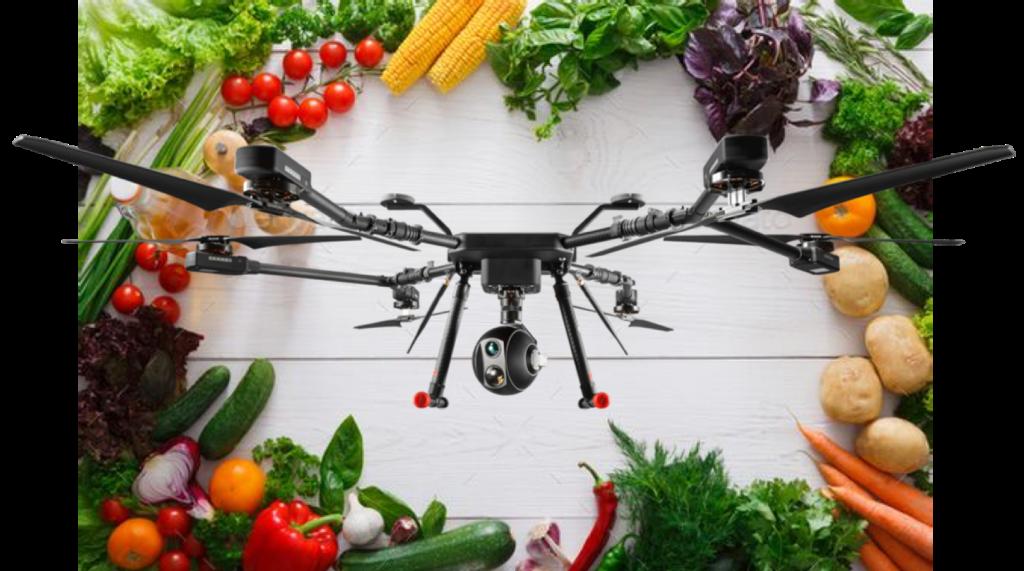 long range drone recipe