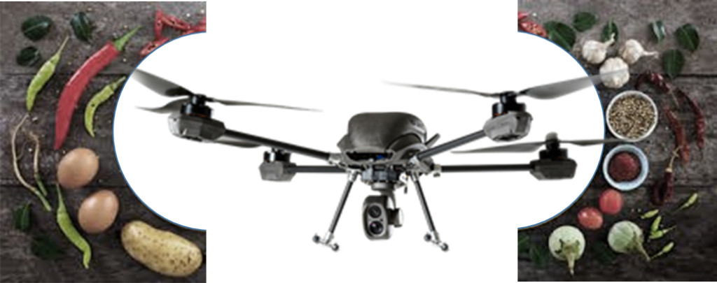 long range quadcopter recipe