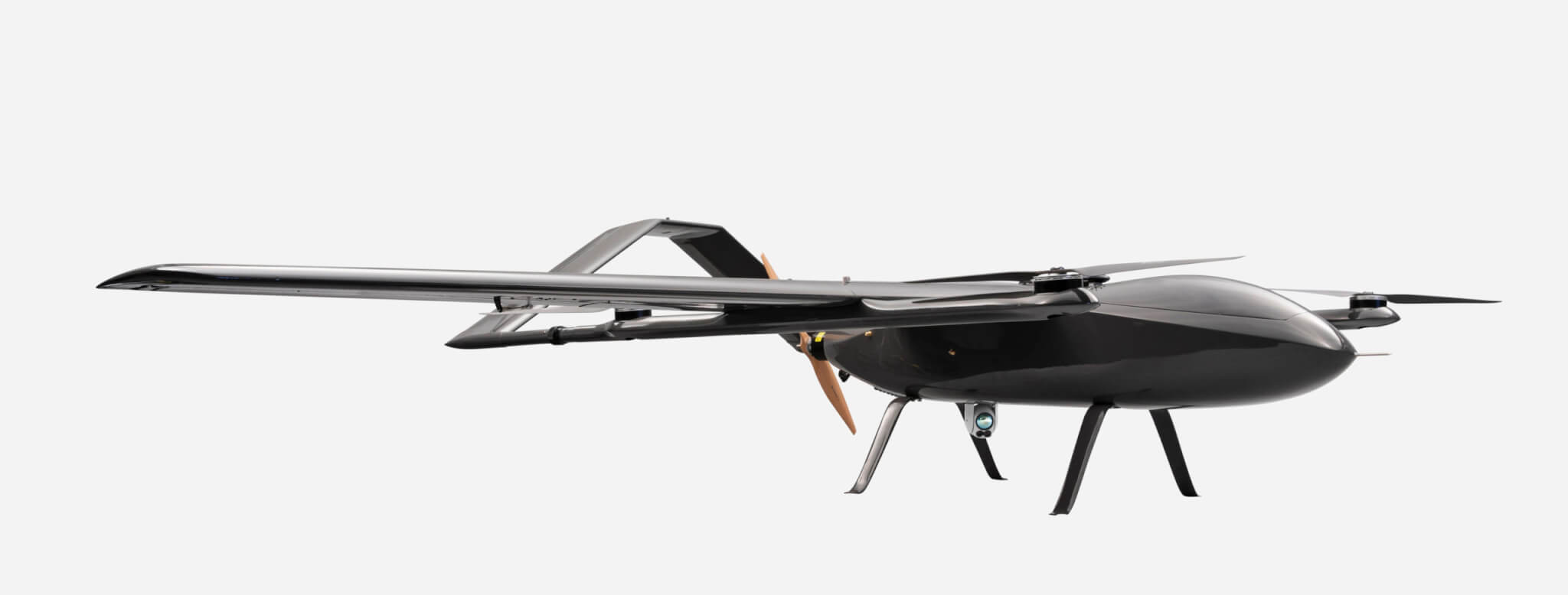 High Speed Drones for ISR / OODA