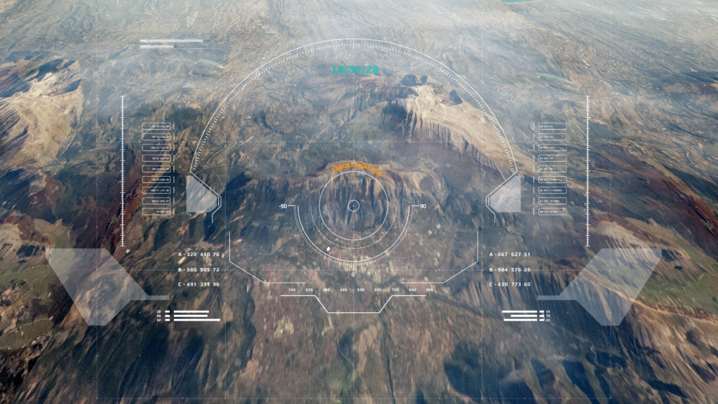 aerial surveillance