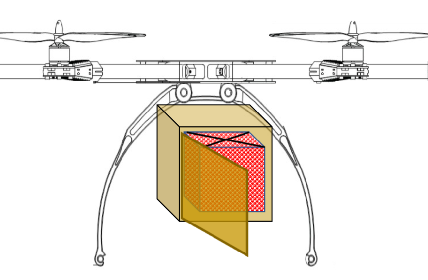 How Much Weight Can A High Payload Drone Carry?