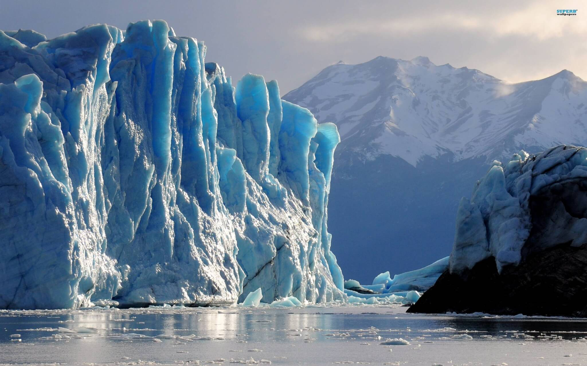 Using drones to measure Iceberg melting rates
